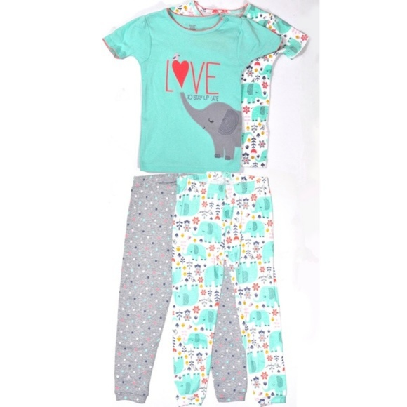 Carter's Other - Just One You by Carter's Elephant Pajama Set
